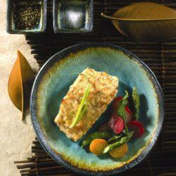 Horseradish-crusted Wild Virginia Rockfish Recipe